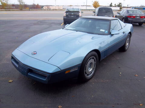 1985 Chevrolet Corvette for sale at Brian's Sales and Service in Rochester NY