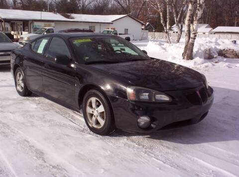2008 Pontiac Grand Prix for sale at LAKESIDE MOTORS LLC in Houghton Lake MI