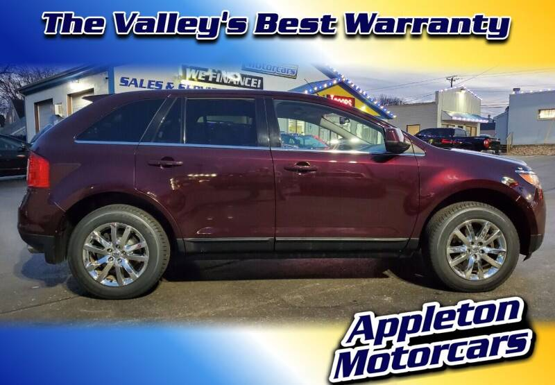 2011 Ford Edge for sale at Appleton Motorcars Sales & Service in Appleton WI