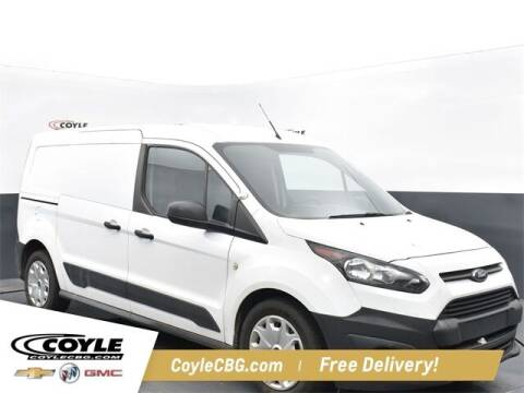 2018 Ford Transit Connect Cargo for sale at COYLE GM - COYLE NISSAN - New Inventory in Clarksville IN