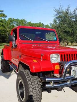 1992 Jeep Wrangler for sale at Classic Car Deals in Cadillac MI