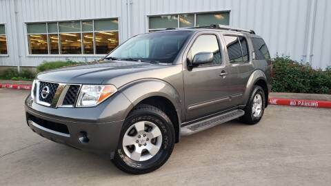 2006 Nissan Pathfinder for sale at Houston Auto Preowned in Houston TX