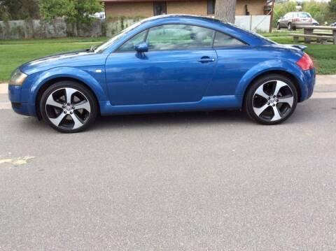 2000 Audi TT for sale at Auto Brokers in Sheridan CO