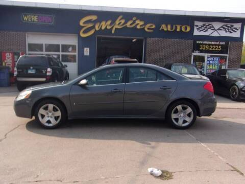 2008 Pontiac G6 for sale at Empire Auto Sales in Sioux Falls SD