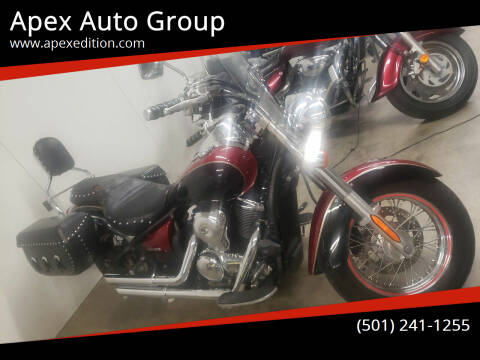 2008 Kawasaki Vulcan for sale at Apex Auto Group in Cabot AR