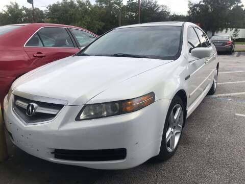 2006 Acura TL for sale at Popular Imports Auto Sales in Gainesville FL
