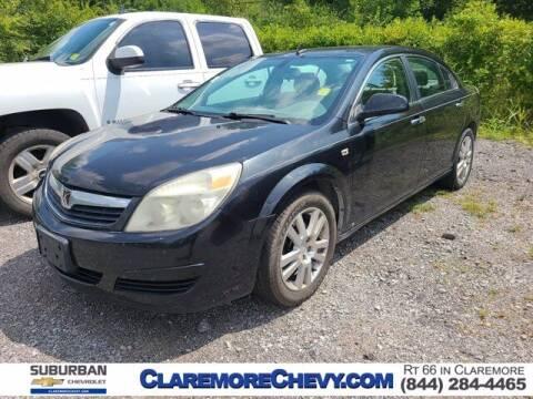 2009 Saturn Aura for sale at Suburban Chevrolet in Claremore OK