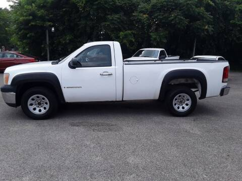 2008 GMC Sierra 1500 for sale at Riverview Auto's, LLC in Manchester OH