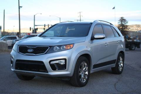 2011 Kia Sorento for sale at Motor City Idaho in Pocatello ID