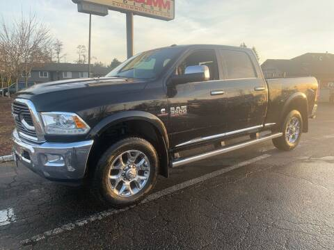 2016 RAM Ram Pickup 3500 for sale at South Commercial Auto Sales in Salem OR