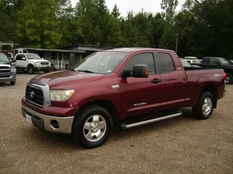 2007 Toyota Tundra for sale at Tom Boyd Motors in Texarkana TX