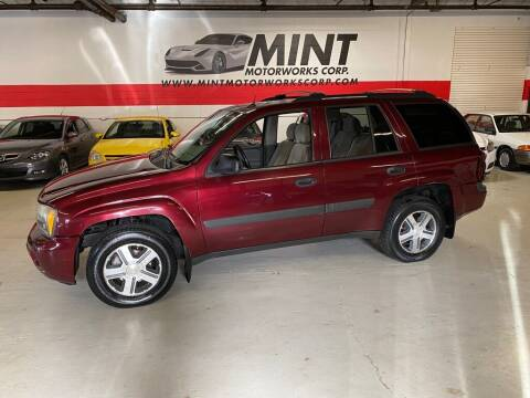 2005 Chevrolet TrailBlazer for sale at MINT MOTORWORKS in Addison IL