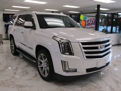 2016 Cadillac Escalade for sale at Dealer One Auto Credit in Oklahoma City OK
