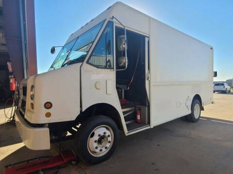 2002 Freightliner MT45 Chassis for sale at TRUCK N TRAILER in Oklahoma City OK