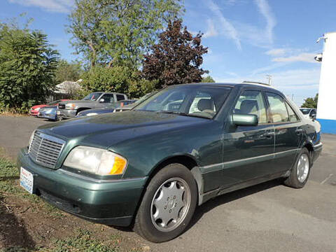 1995 Mercedes-Benz C-Class for sale at Tommy's 9th Street Auto Sales in Walla Walla WA