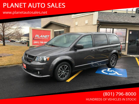 2018 Dodge Grand Caravan for sale at PLANET AUTO SALES in Lindon UT