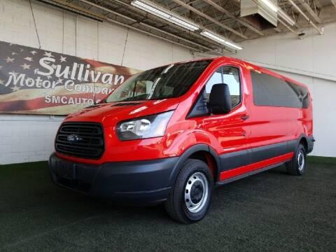 2018 Ford Transit Passenger for sale at SULLIVAN MOTOR COMPANY INC. in Mesa AZ