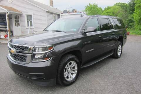 2017 Chevrolet Suburban for sale at K & R Auto Sales,Inc in Quakertown PA