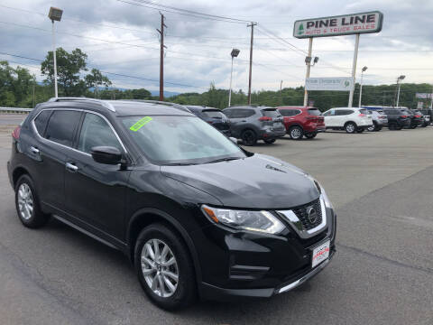 2019 Nissan Rogue for sale at Pine Line Auto in Olyphant PA
