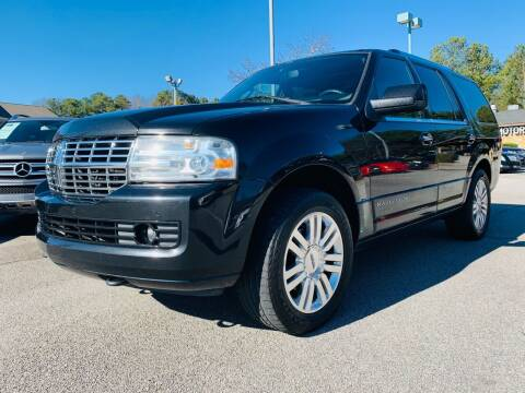 2011 Lincoln Navigator for sale at Classic Luxury Motors in Buford GA