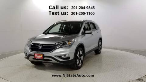 2015 Honda CR-V for sale at NJ State Auto Used Cars in Jersey City NJ
