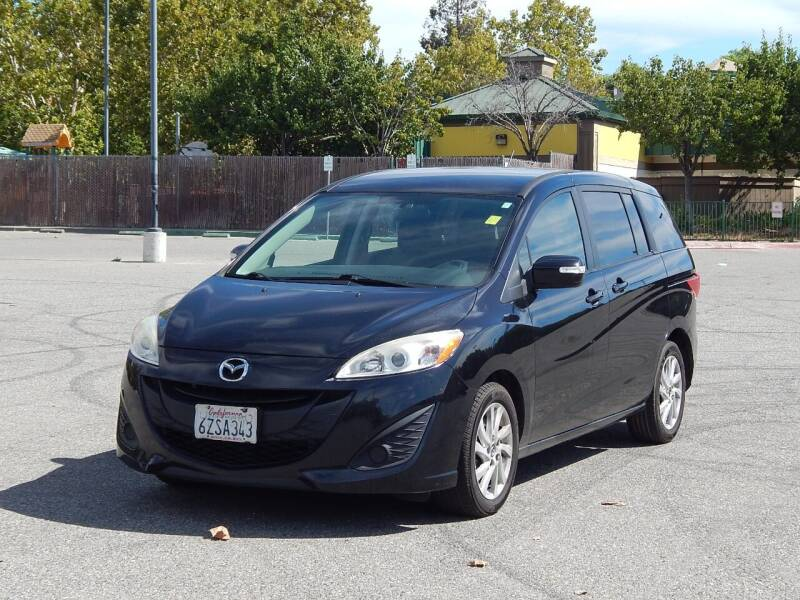 2013 Mazda MAZDA5 for sale at Crow`s Auto Sales in San Jose CA