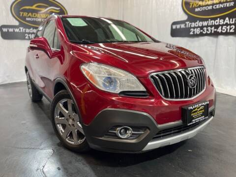 2014 Buick Encore for sale at TRADEWINDS MOTOR CENTER LLC in Cleveland OH