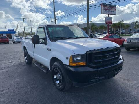 2001 Ford F-350 Super Duty for sale at Sam's Motor Group in Jacksonville FL