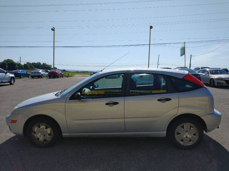 2007 Ford Focus for sale at Space & Rocket Auto Sales in Meridianville AL