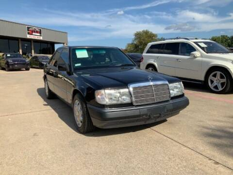 1992 Mercedes-Benz 400-Class for sale at KIAN MOTORS INC in Plano TX