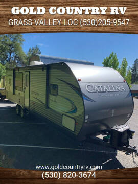 2018 Coachmen CATALINA 283RKS for sale at Gold Country RV in Auburn CA