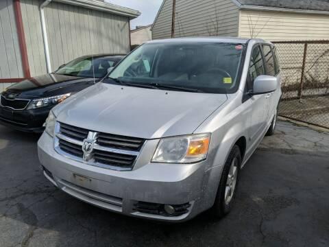 2008 Dodge Grand Caravan for sale at Richland Motors in Cleveland OH