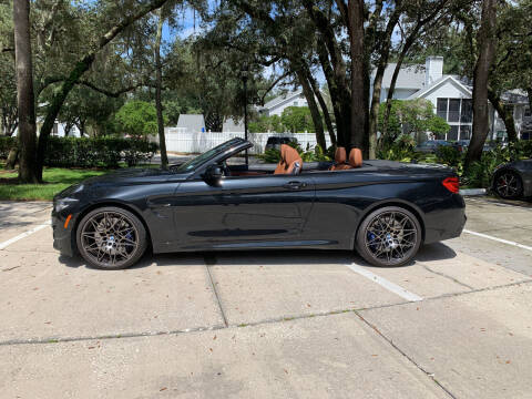 2019 BMW M4 for sale at Renaissance Auto Network in Warrensville Heights OH