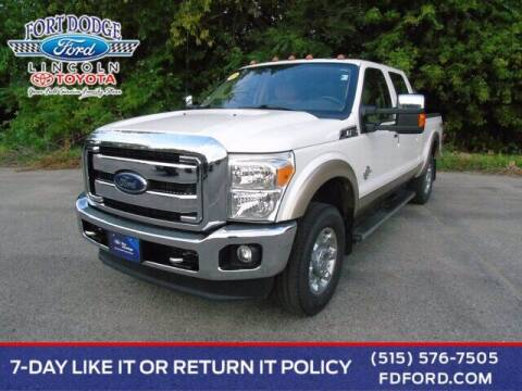 2013 Ford F-250 Super Duty for sale at Fort Dodge Ford Lincoln Toyota in Fort Dodge IA