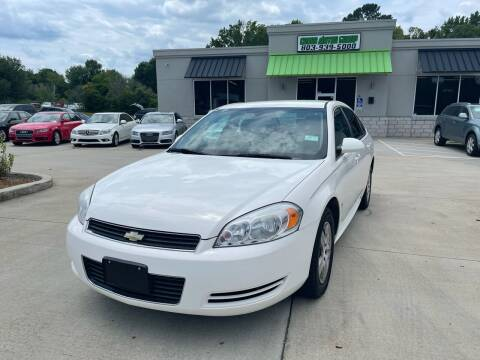 2009 Chevrolet Impala for sale at Cross Motor Group in Rock Hill SC