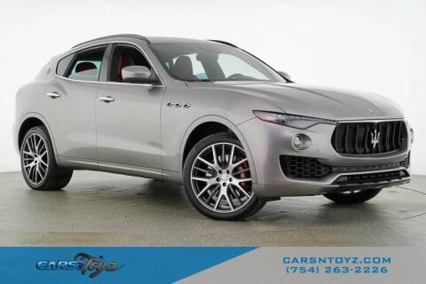 2017 Maserati Levante for sale at JumboAutoGroup.com - Carsntoyz.com in Hollywood FL