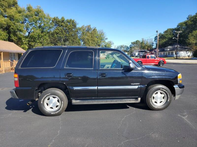 2005 GMC Yukon for sale at A-1 Auto Sales in Anderson SC