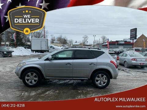 2006 Nissan Murano for sale at Autoplex 2 in Milwaukee WI
