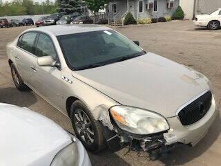 2007 Buick Lucerne for sale at WELLER BUDGET LOT in Grand Rapids MI