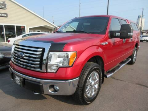 2012 Ford F-150 for sale at Dam Auto Sales in Sioux City IA