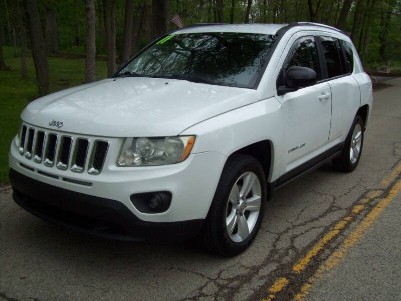 2011 Jeep Compass for sale at Edgewater of Mundelein Inc in Wauconda IL