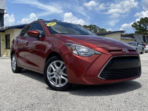 2017 Toyota Yaris iA for sale at AUTOPARK AUTO SALES in Orlando FL