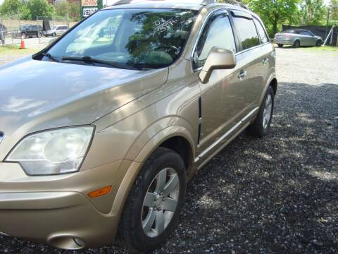 2008 Saturn Vue for sale at Branch Avenue Auto Auction in Clinton MD