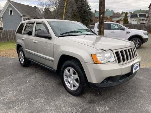 2009 Jeep Grand Cherokee for sale at SCHURMAN MOTOR COMPANY in Lancaster NH