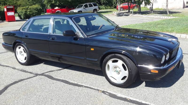 1995 Jaguar XJR for sale at Jan Auto Sales LLC in Parsippany NJ
