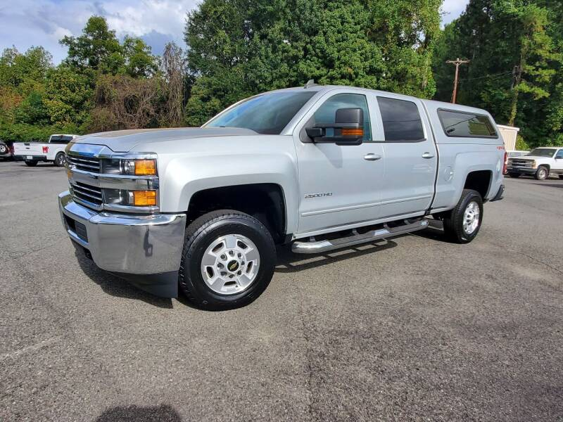 2016 Chevrolet Silverado 2500HD for sale at Brown's Used Auto in Belmont NC