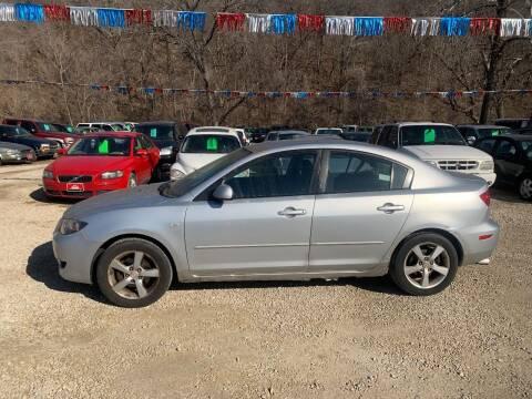 2006 Mazda MAZDA3 for sale at Korz Auto Farm in Kansas City KS