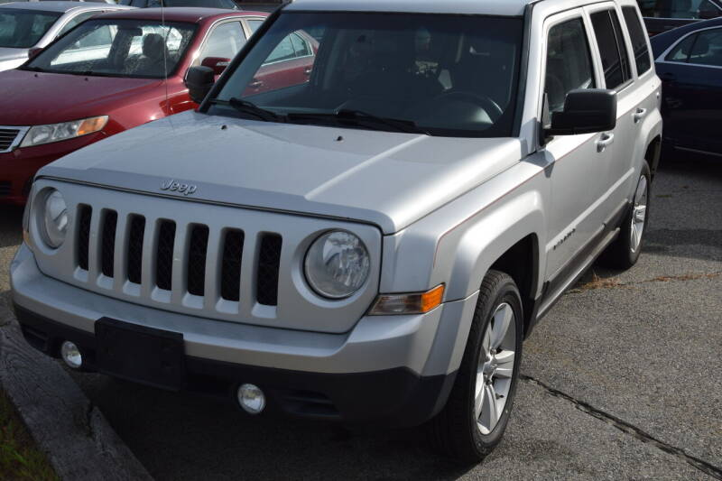 2011 Jeep Patriot for sale at Portsmouth Auto Sales & Repair in Portsmouth RI