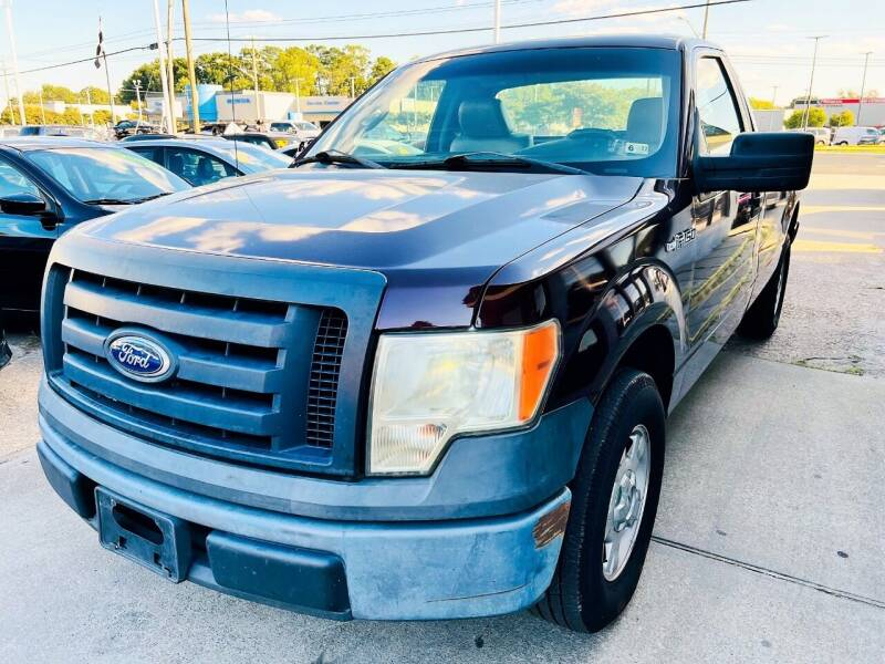 2009 Ford F-150 for sale at Auto Space LLC in Norfolk VA