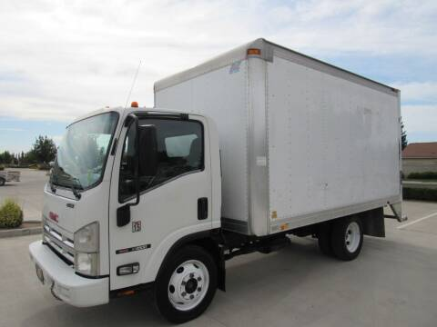 2008 GMC W4500 for sale at Repeat Auto Sales Inc. in Manteca CA